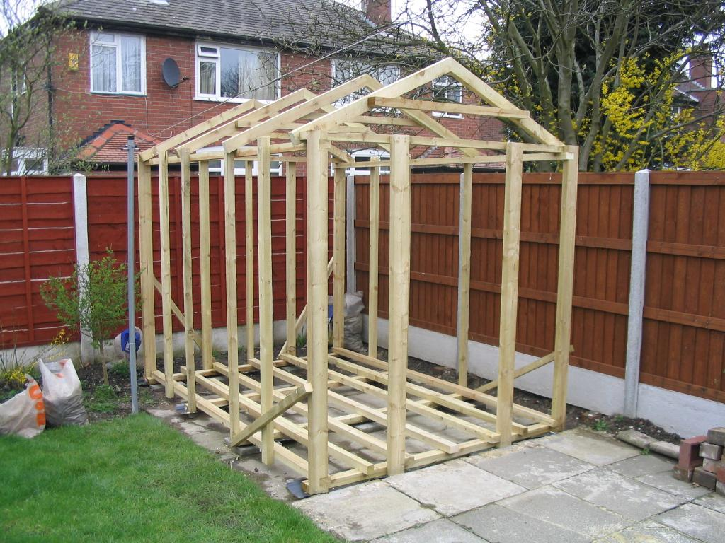 Lovely Building a Shed WI25