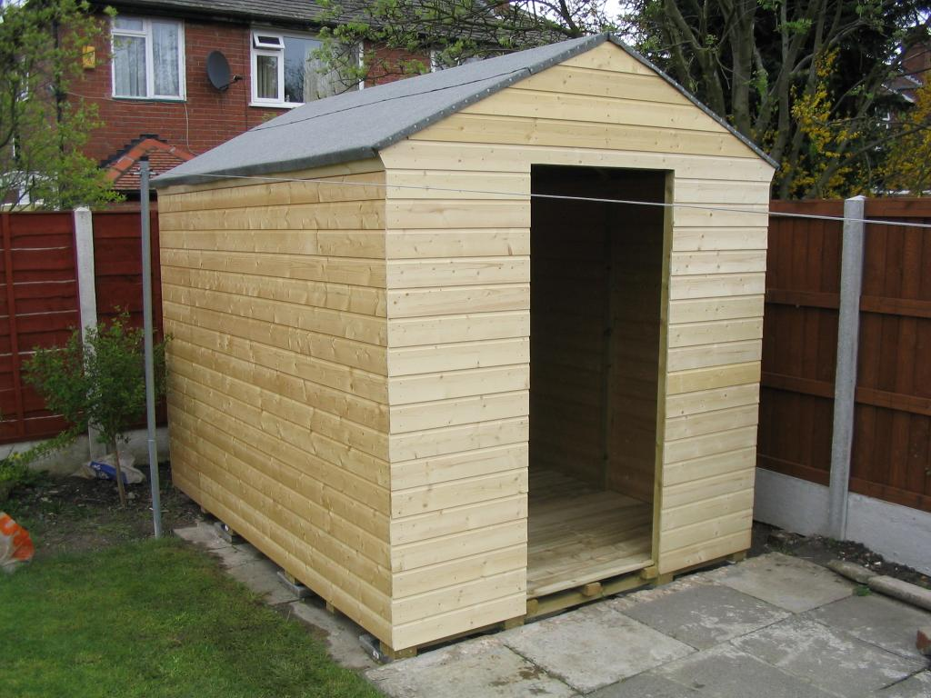 Prefab Shed Kits Uk on lean to sheds ireland